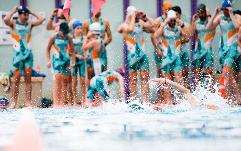 nadar deporte escuela deportiva club