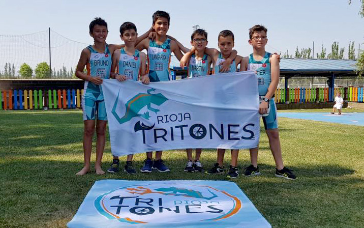 tritones triatlon la rioja