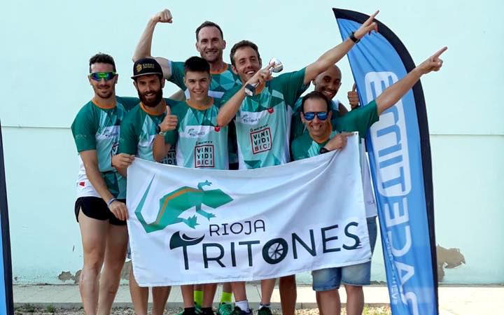 triatlon la rioja tritones