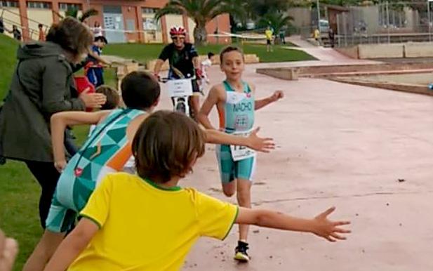 carrera atletismo la rioja niños
